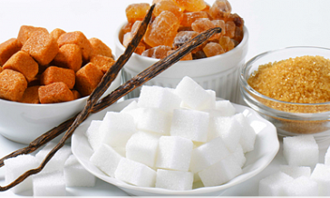 Sugar product range