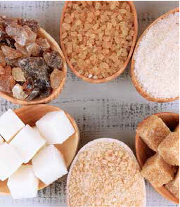 Types of sugar - Making sense of sugar
